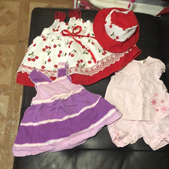 Other Baby Girl Clothes Gently Used Poshmark